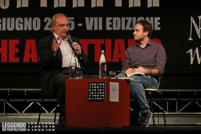 Dialogo con Enrique Vila-Matas