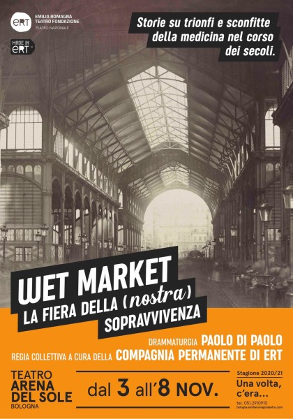 Wet Market. La fiera della (nostra) sopravvivenza